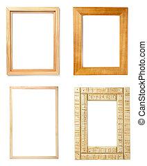 wooden frame art decoration gallery