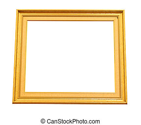 Wooden frame for paintings or photographs