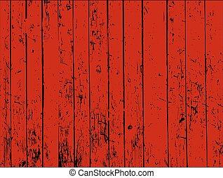 Wooden grunge background design template. Vector...