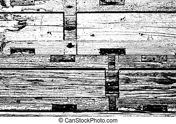 Wooden Grunge Background
