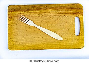 wooden kanál, elvág élelmezés