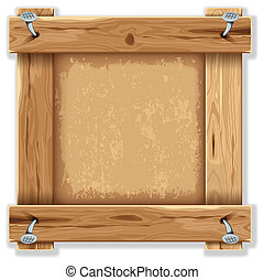 wooden keret