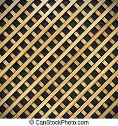 lattice - wooden lattice.