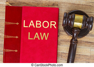 Wooden Law Gavel