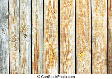 Wooden natural brown background