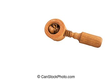 wooden nutcracker