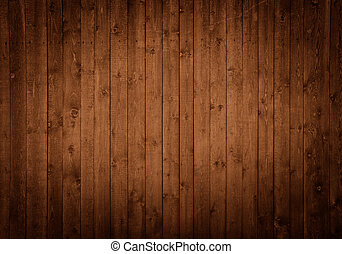 wooden panels used as background