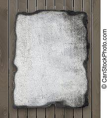 wooden paper 2 grey
