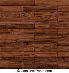 Wooden parquet tiles - Wooden parquet flooring surface...