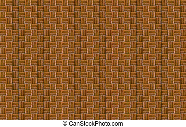 wooden pattern wave effect geometric lines dark surface eco background set of small sections