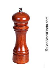 Wooden Pepper Grinder