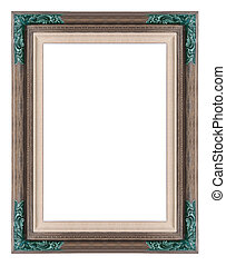 wooden photo frame of traditional balinesse handycraft
