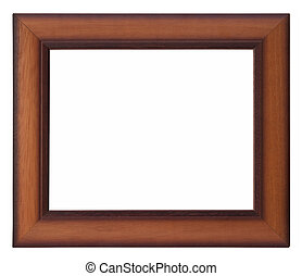 wooden photo frame classic