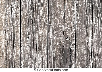 Wooden Planks - Distress painted wooden planks background...