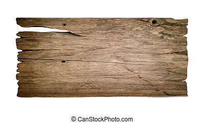 wooden planks isolated on a white background.