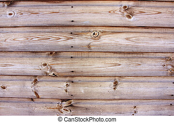 wooden planks texture - texture of wooden cladding with...