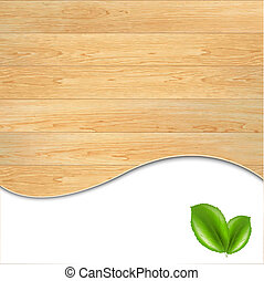 Wooden Poster