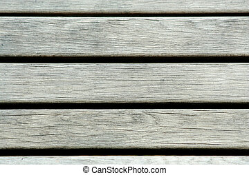 Wooden slats background - A Wooden slats background texture