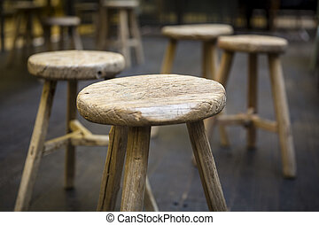 Wooden Stools Restaurant
