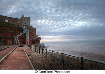 Jacob's Ladder in Sidmouth