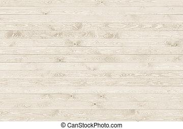 wooden table, bovenzijde, lege