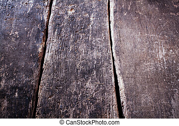 wooden table, oud, verweerd, achtergrond