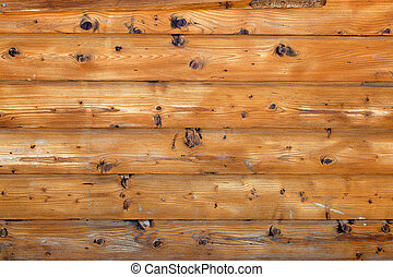 Wooden texture background - Wheathered distressed pine wood...