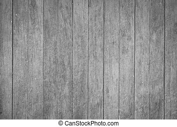 Wooden texture background with black and white tone
