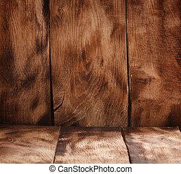 wooden texture floor wall background
