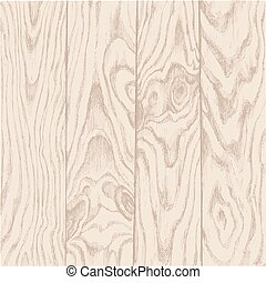 Wooden texture painted by hand in beige and brown colors