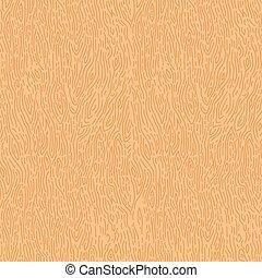 Wooden texture. Seamless vector pattern