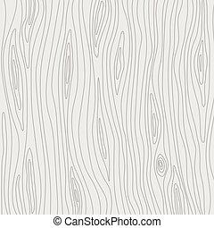 Wooden texture. Vector light grey background