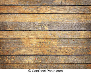 wooden textured background - Stock Image - Close up shot of...