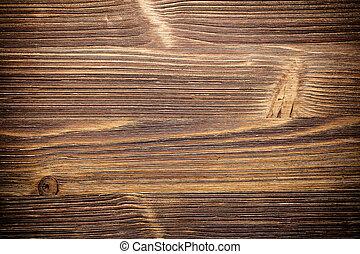 Wooden textured. - Horizontal old brown wood textured,