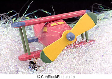 Toy Plane - Wooden Toy Plane