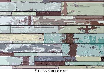 Wooden vector texture background.Grunge retro vintage wallpaper.