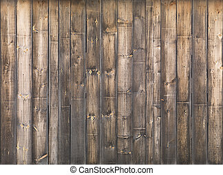 Wooden Wall Texture - High resolution old wooden wall...
