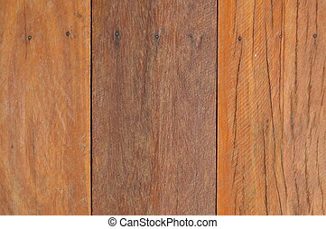 wooden wall texture of Thai house