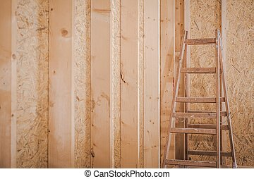 Wooden Walls Construction