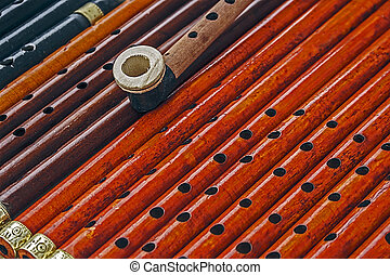 Wooden Whistles 1