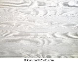 Wooden white background texture.