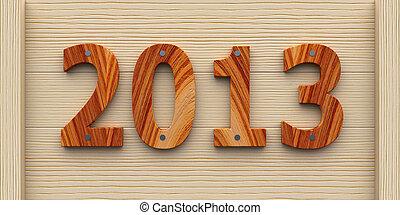 Wooden Year 2013