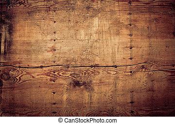 woodgrain, textuur, xxl