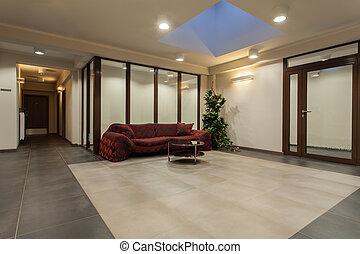 Woodland hotel - Hotel hall - Woodland hotel - Elegant hotel...