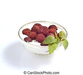 Woods fruits yoghurt 6