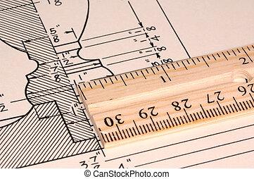 Woodworking Diagram