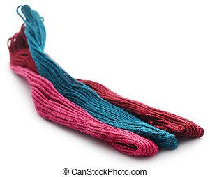 Woolen thread