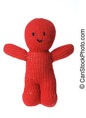 Woollen Doll