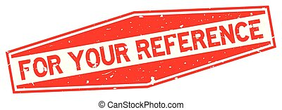 woord, referentie, postzegel, rubber, achtergrond, zeehondje, grunge, witte , zeshoek, jouw, rood
