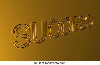 woord, succes
